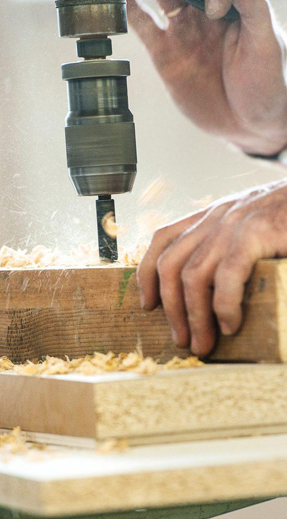 Althoff Holzarbeiten Businessfotografie