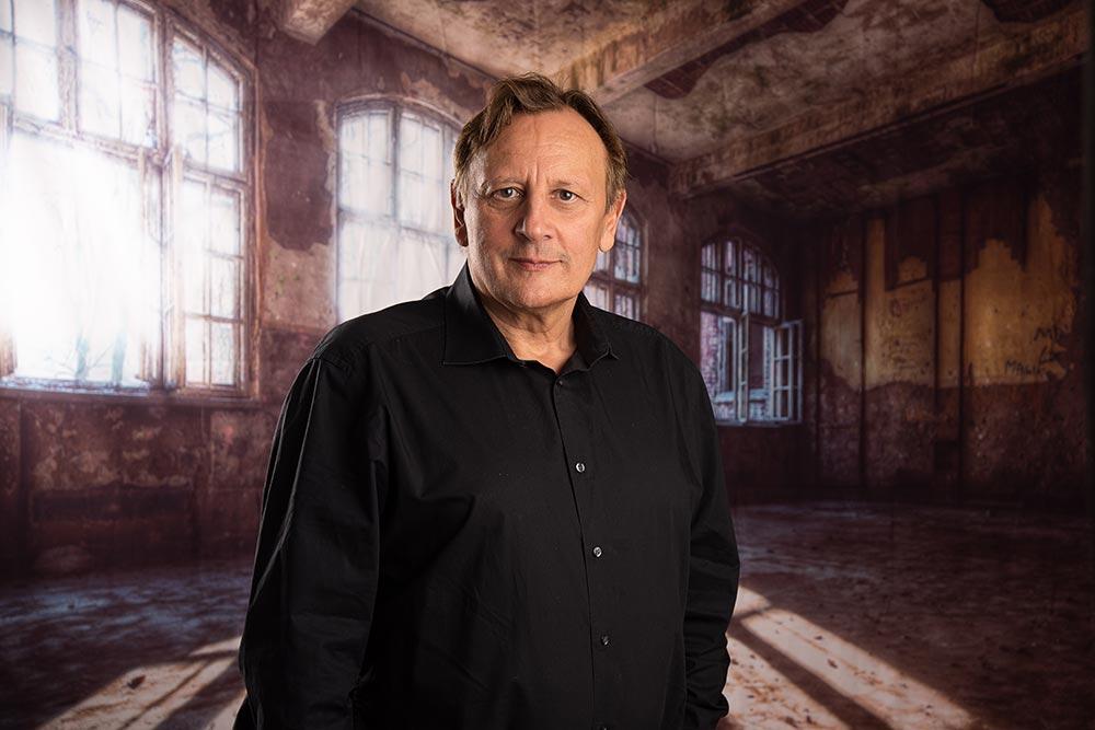 Geschäftsführer Raimund Hild – Werbestudio Hild