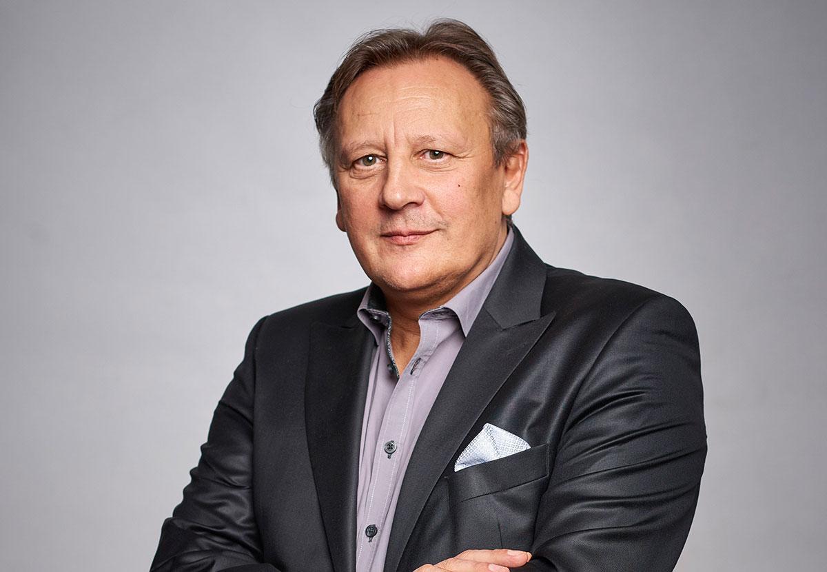 Raimund Hild Geschäftsführer Werbestudio Hild