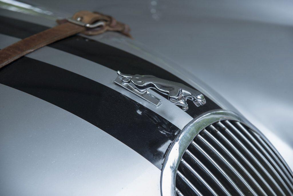 Werbestudio Hild Oldtimer Fotografie Jaguar