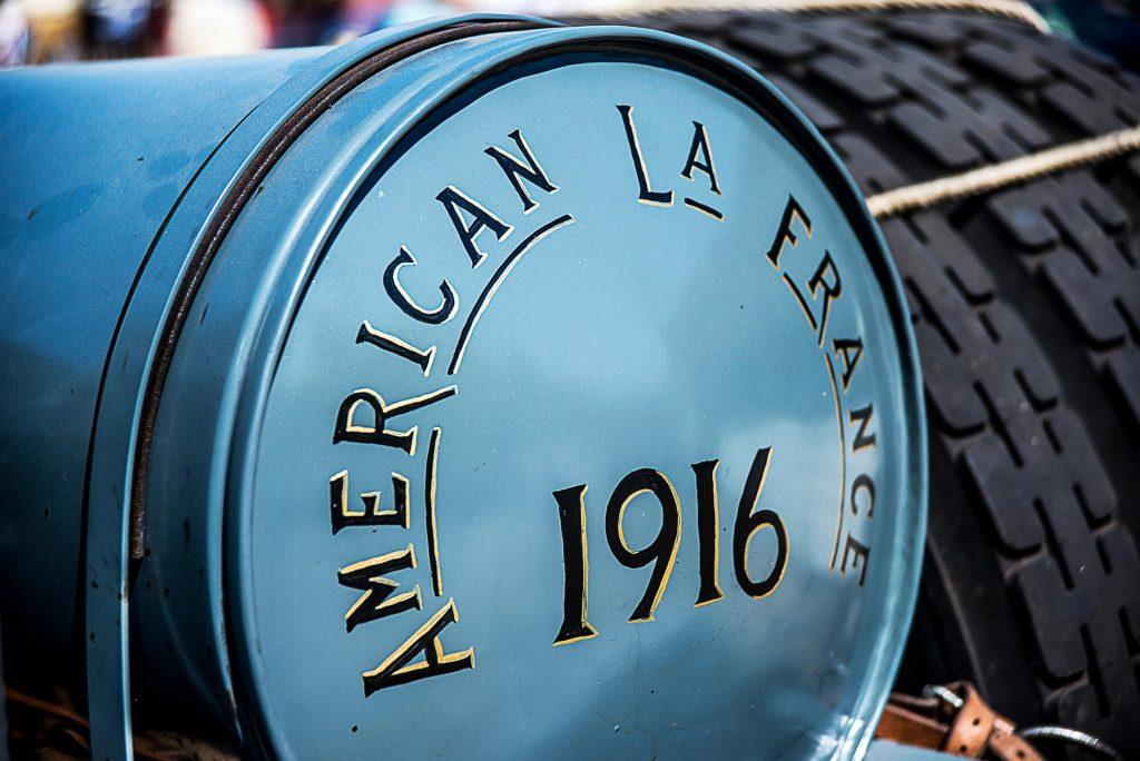 American La France 1916 Oldtimer Fotografie
