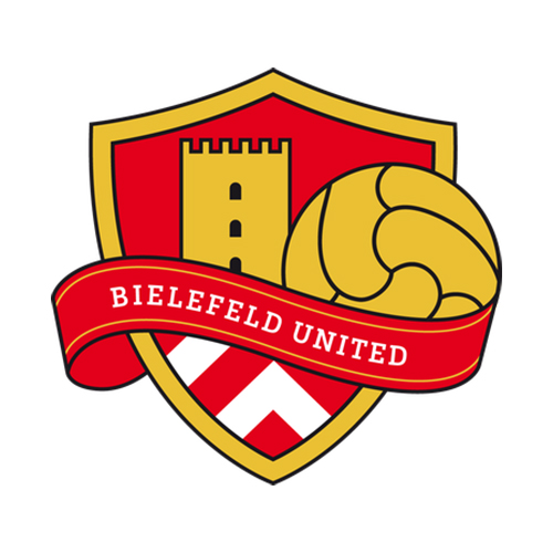 Logo Bielefeld United Fußball