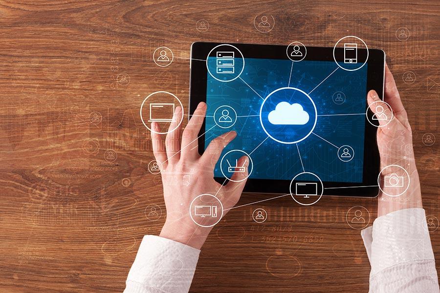 Digitale Online Kommunikation