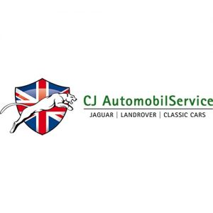 CJ AutomobilService Oldtimer Logodesign