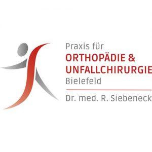 Logo Entwicklung Praxis für Orthopädie & Unfallchirurgie