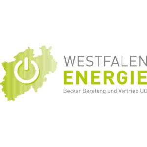 Westfalen Energie Logoentwicklung