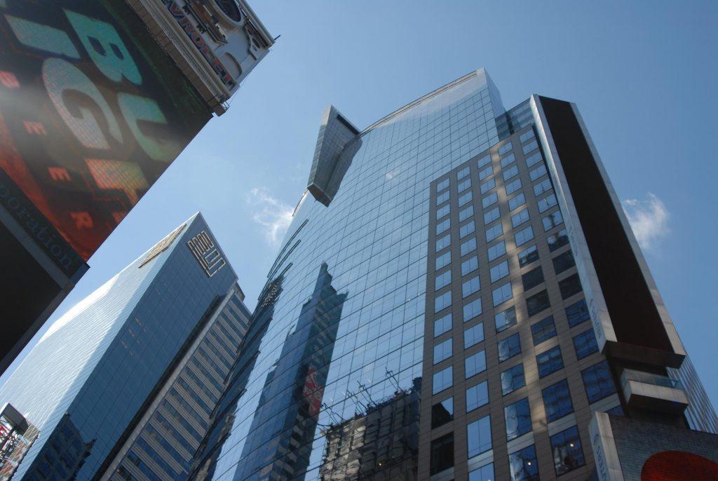 Architektur Fotografie in New York