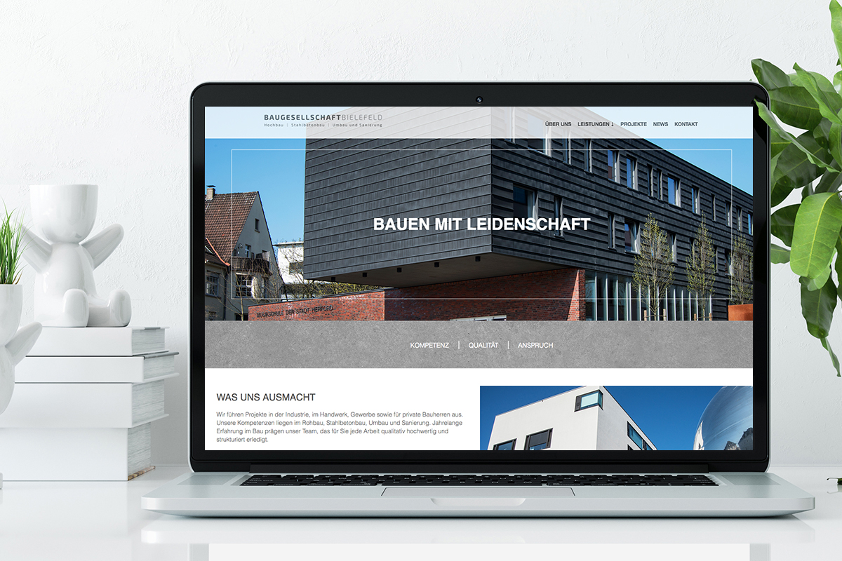 Baugesellschaft Bielefeld GmbH