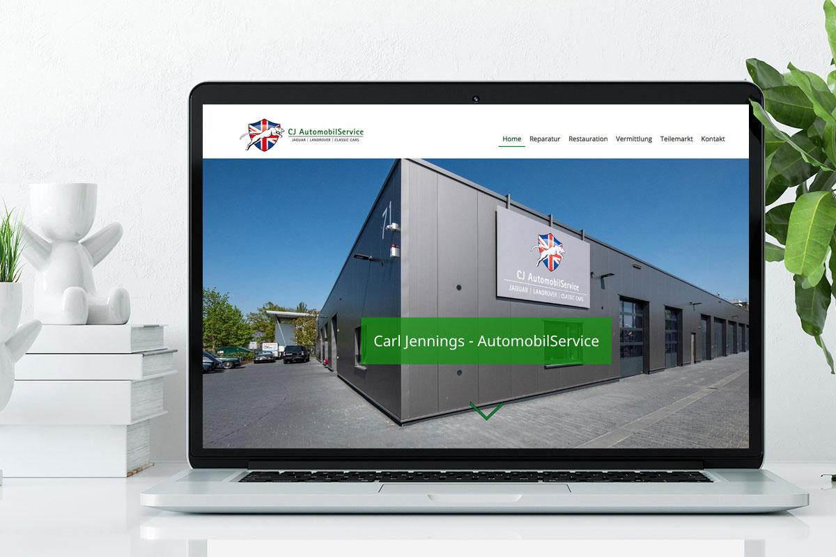 Carl Jennings – AutomobilService Bielefeld