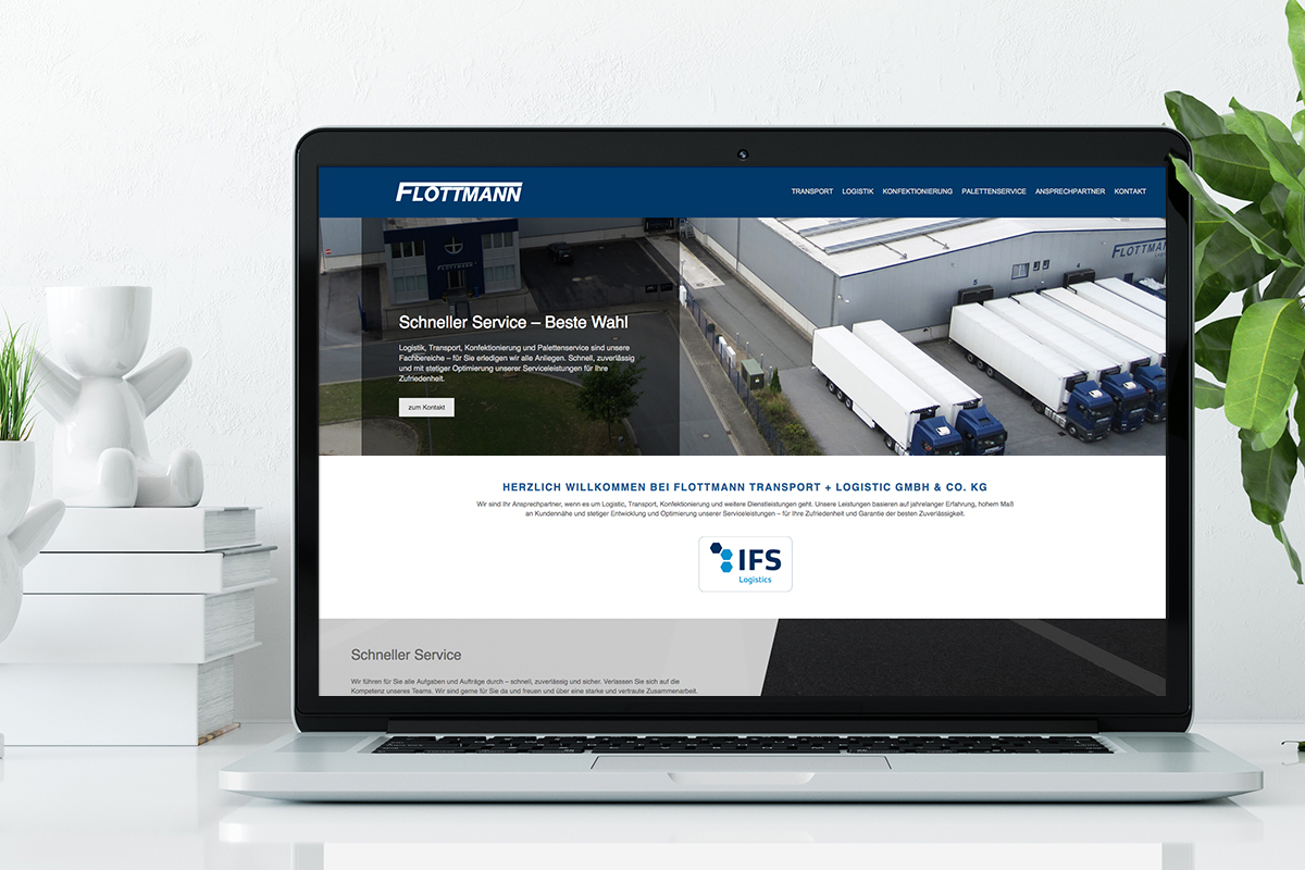 FLOTTMANN Transport + Logistic GmbH & Co. KG
