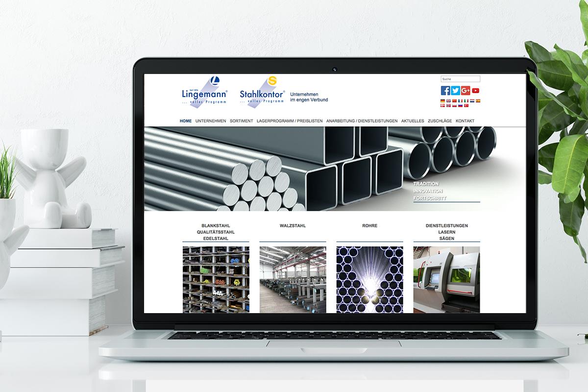 Stahlkontor Lingemann GmbH