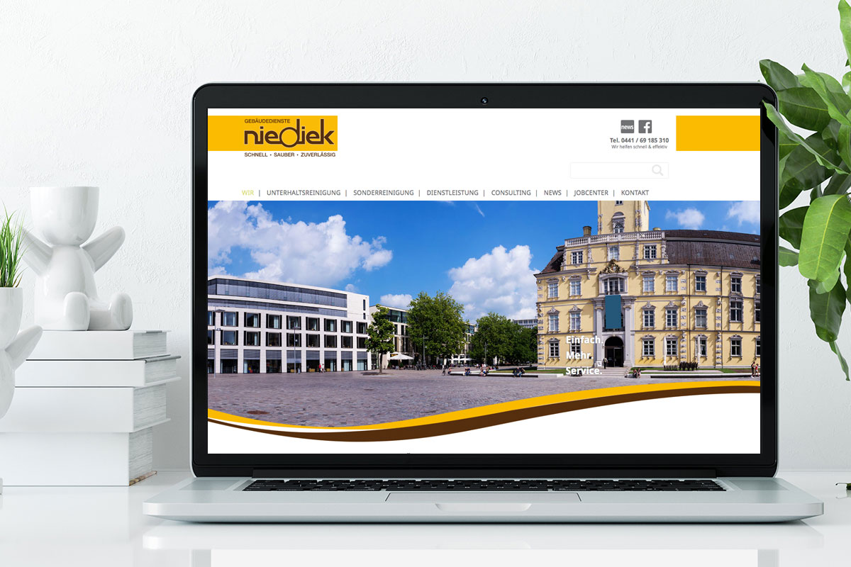 Niederlassung Oldenburg der Erich Niediek GmbH & Co. KG