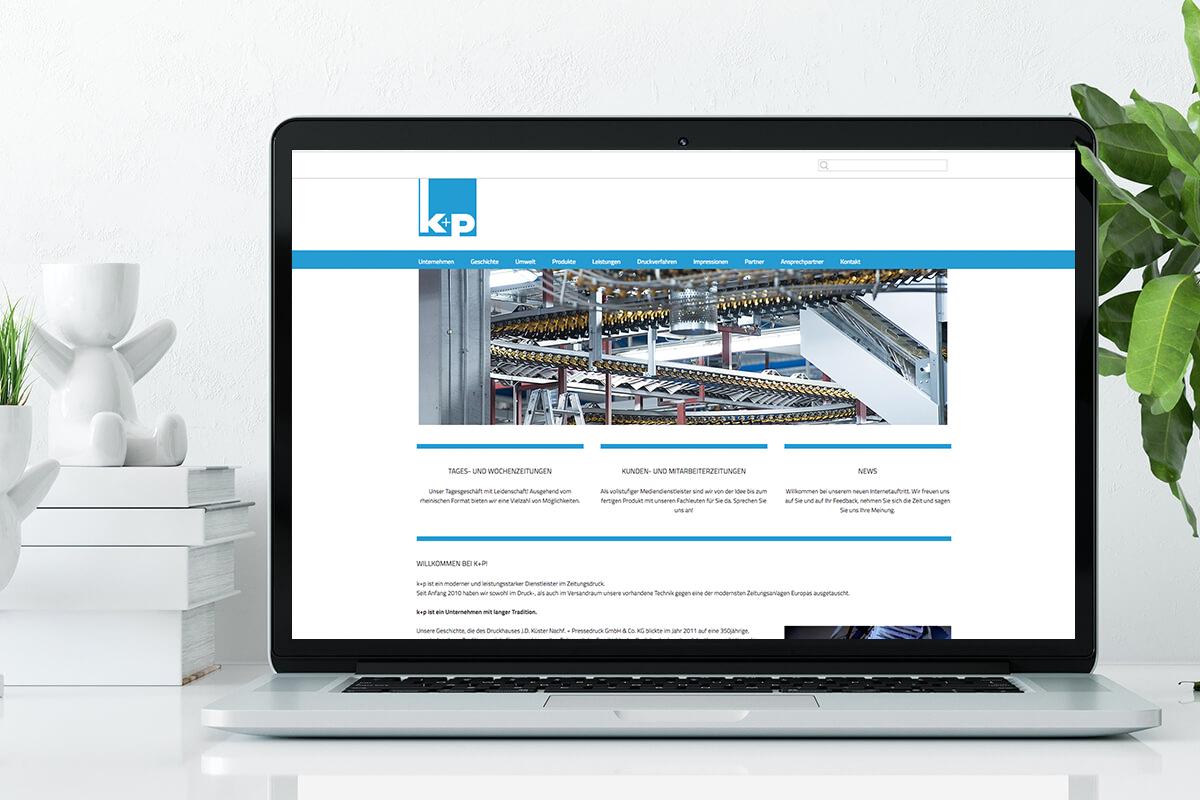 J.D. Küster Nachf. + Presse-Druck GmbH & Co. KG