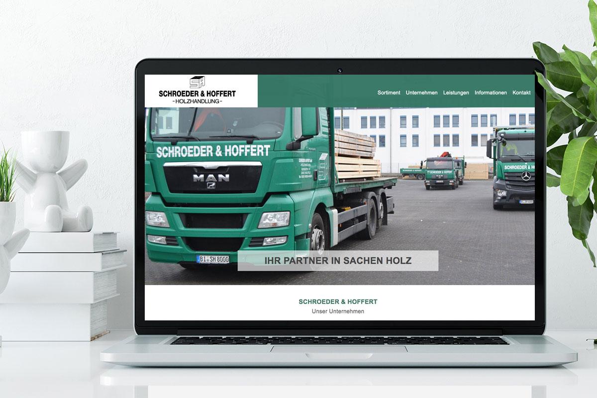Schroeder & Hoffert Holzhandlung GmbH