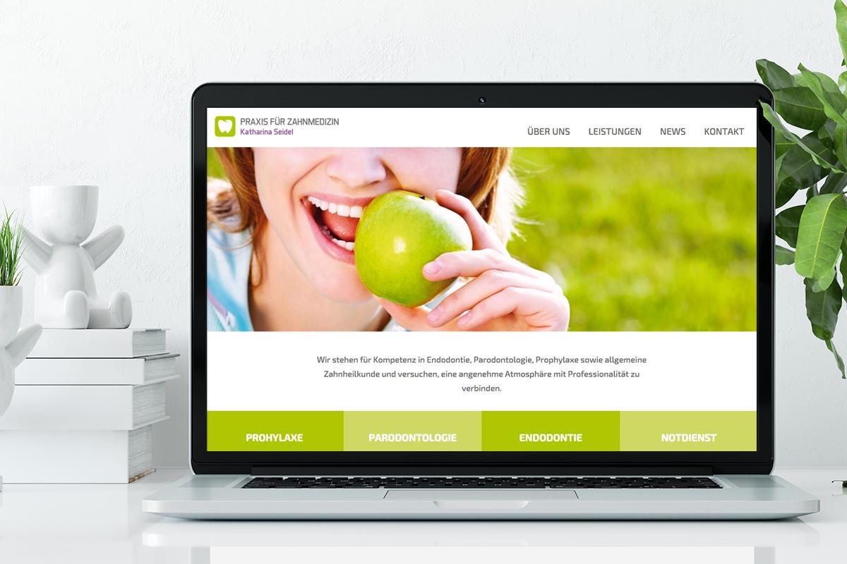 Praxis für Zahnmedizin Katharina Seidel